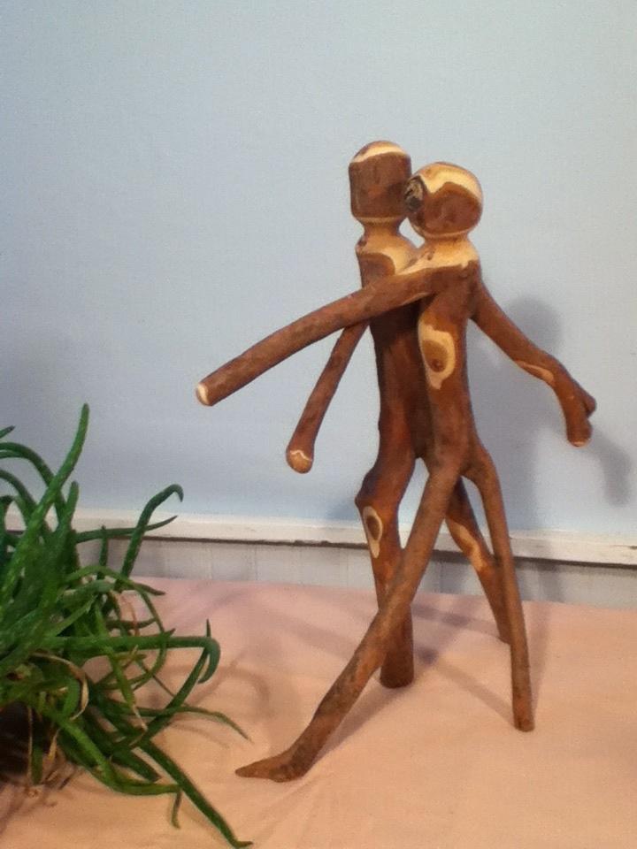 Stick Dancers