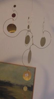 Brass Circle Tri-AlignmentMobile