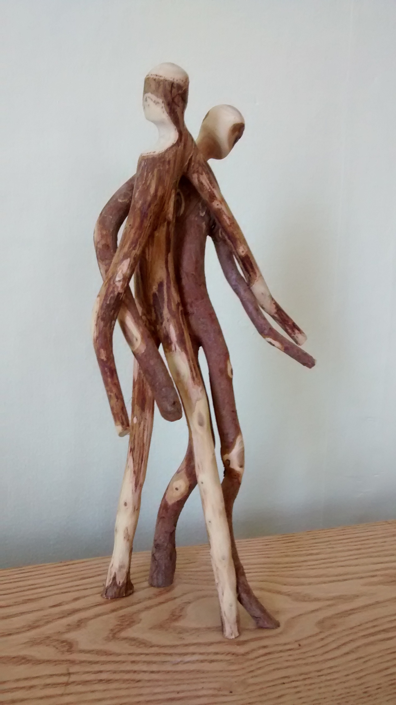 Another Dancing Stick Sculpture #012116